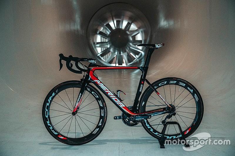 McLaren se une al pelotón ciclista internacional