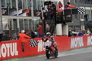 MotoGP Valencia: Andrea Dovizioso rengkuh podium tertinggi