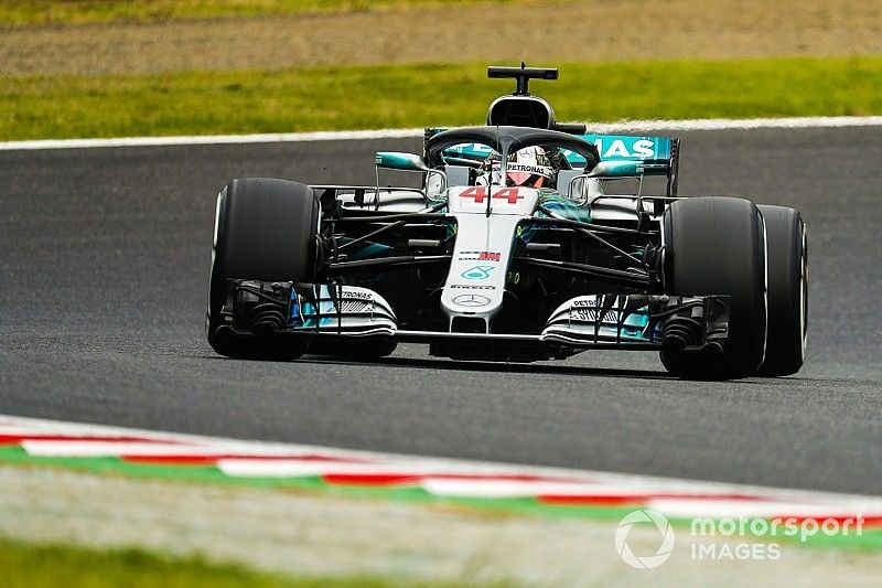 Hamilton: Understanding car, not upgrades, explains Mercedes surge
