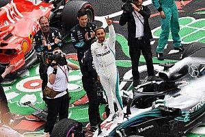 Verstappen gana en México y Hamilton logra su quinto título en F1