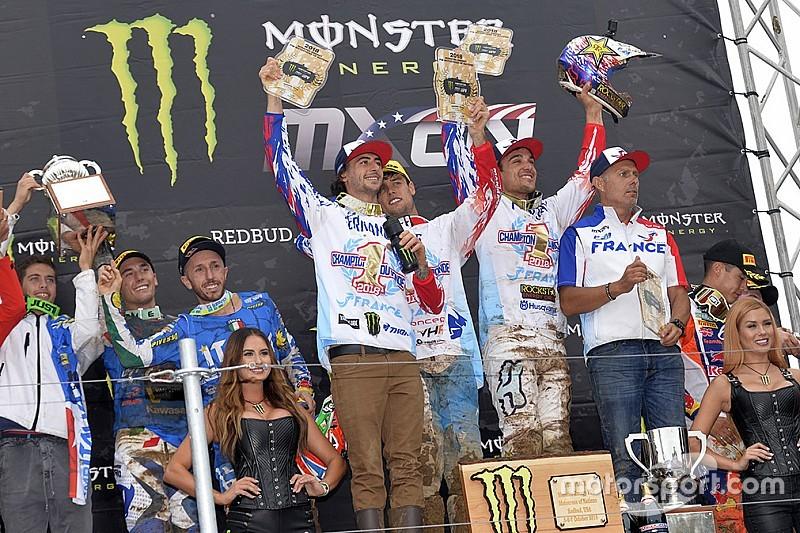 Motocross delle Nazioni: vince la Francia, ma l'Italia sfiora il colpaccio ed è seconda!