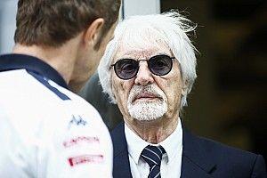 Ecclestone sempat ingin beli Silverstone