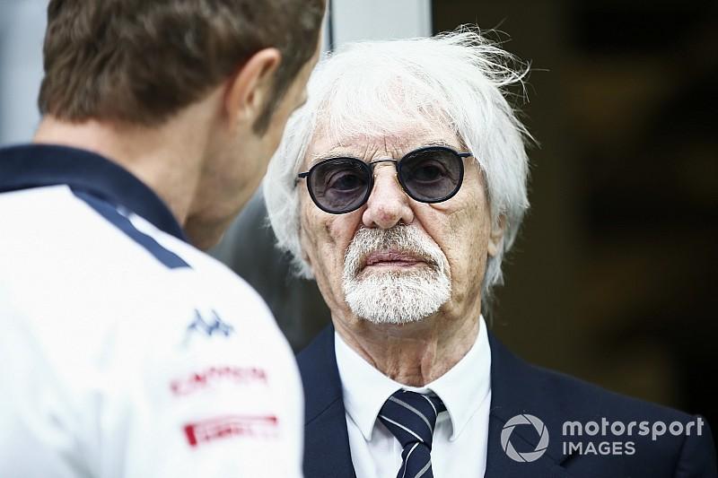 Ecclestone: Raikkönen okos döntést hozott azzal, hogy a Sauberhez igazolt