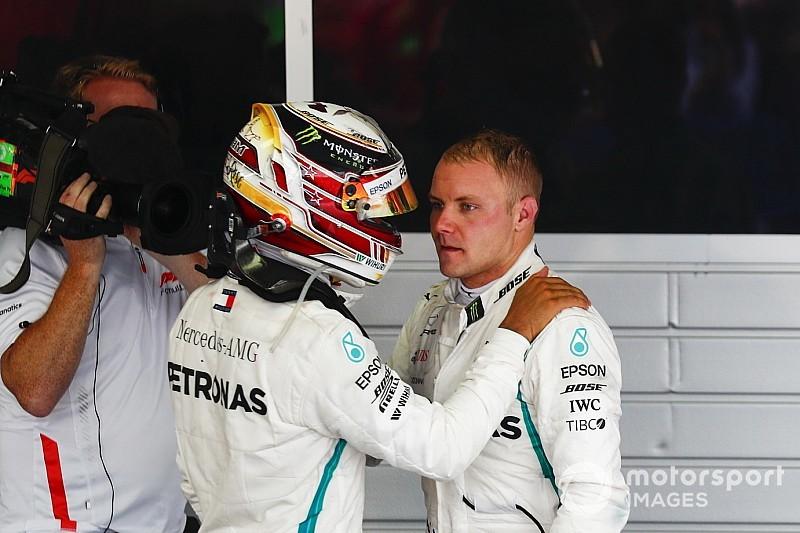 """ハミルトン、ロシアGPでの""""チームオーダー""""は「僕が求めたモノじゃない」"""