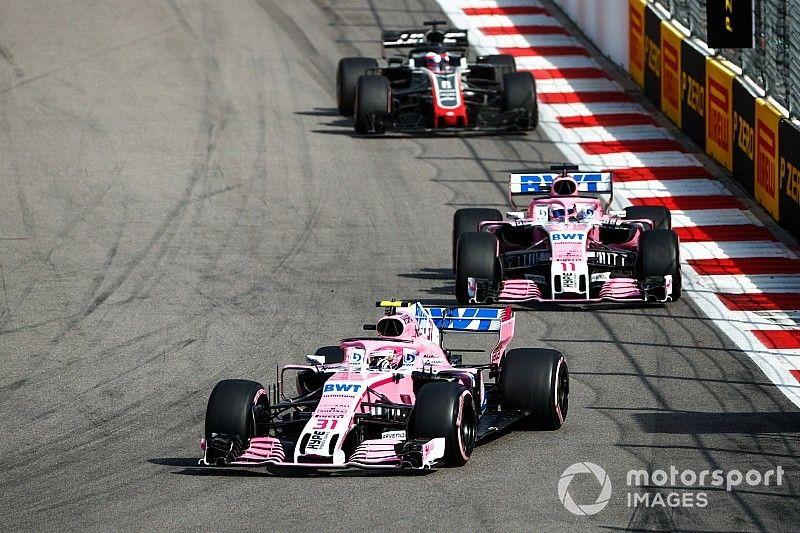 Bremsklotz Magnussen: Force India verzweifelt trotz Teamorder