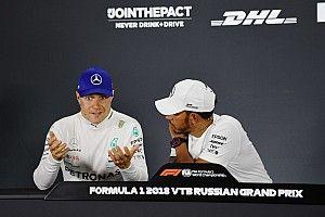 Horner: Bottas n'aurait pas dû être surpris par la consigne