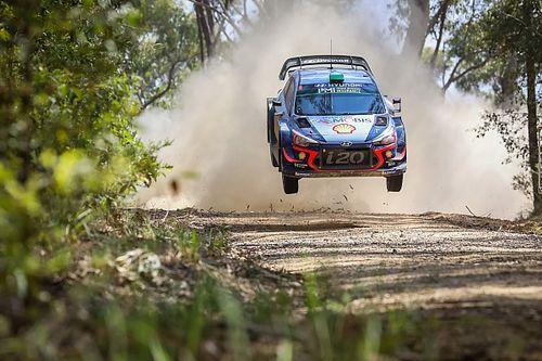 La llegada de Loeb a Hyundai dejó a Paddon sin lugar en el WRC