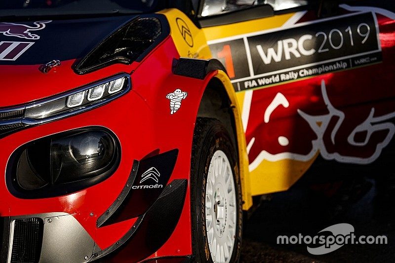 GALERI: Deretan livery tim pabrikan WRC 2019