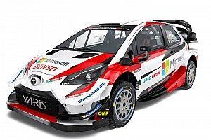 Fotostrecke: Toyota-Design für die WRC 2019