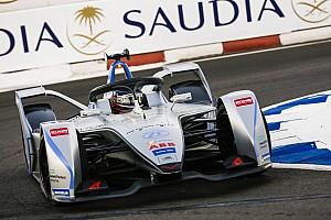 Diaporama : les suisses Buemi et Mortara dans le Marrakech E-Prix en Formule E