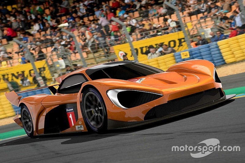 "McLaren WEC entry ""highly unlikely"" for first hypercar season"