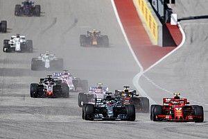 La F1 espera atraer nuevas marcas, pese al cambio de opinión para 2021
