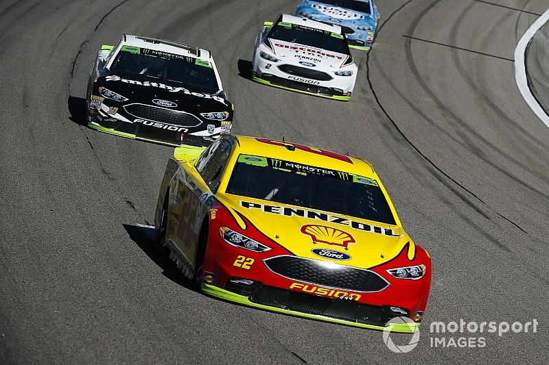 Almirola hints he will retaliate after Logano spat in Texas