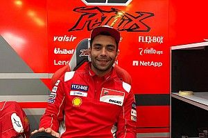 """Petruccis emotionaler Ducati-Wechsel: """"Vor vier Jahren war ich ein Niemand"""""""