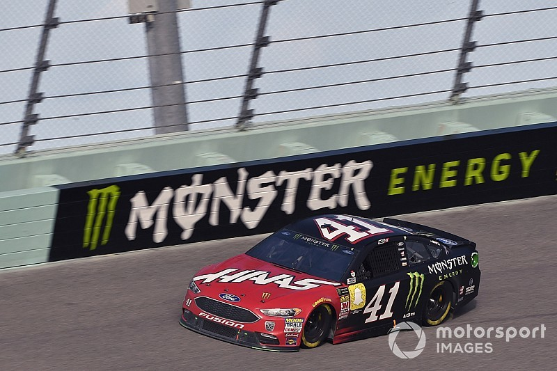 Kurt Busch confirms his departure from Stewart-Haas Racing