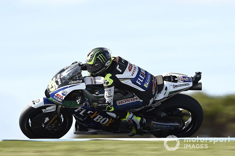 Multiple operations could rule Crutchlow out until 2019