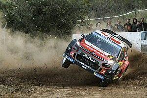 Fotogallery WRC: il trionfo di Loeb e Citroen al Rally di Catalogna 2018