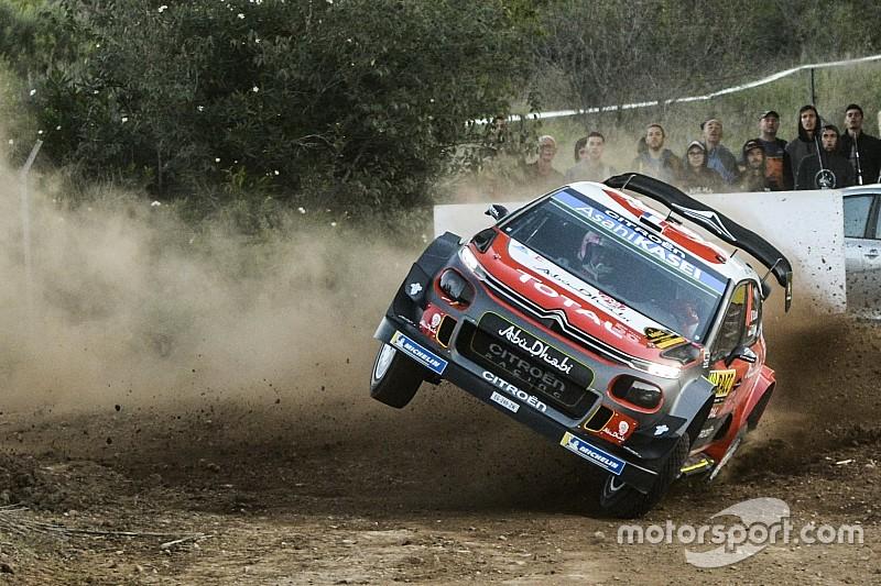 Katalonya WRC: Loeb liderliği aldı, zafere gidiyor!