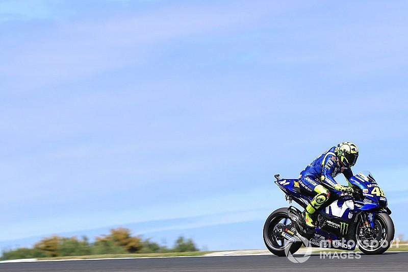 """Pour Rossi, """"des erreurs"""" expliquent sa contre-performance en Australie"""
