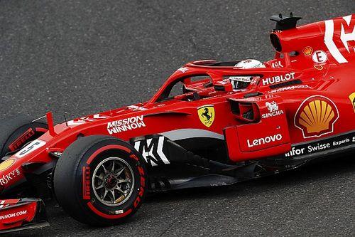 """Vettel: """"Il sorpasso con Verstappen? Lo spazio c'era, Max ha chiuso la traiettoria"""""""