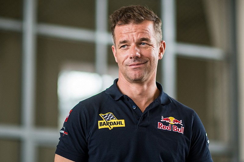 Rallye Dakar 2019: Sebastien Loeb im Video-Interview