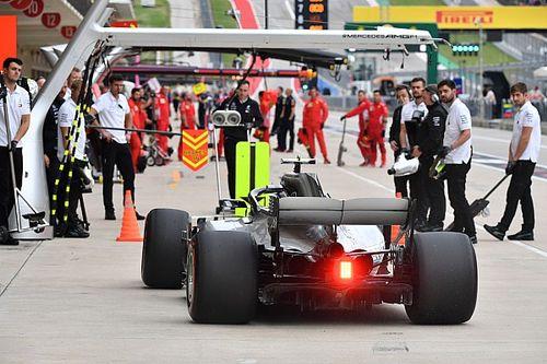 Pirelli orders teams to raise rear tyre pressures for race