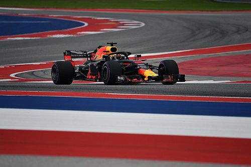 Verstappen achteruit op startgrid na wissel versnellingsbak