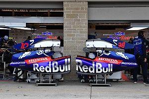 Новая машина Toro Rosso будет состоять из запчастей Red Bull 2018 года