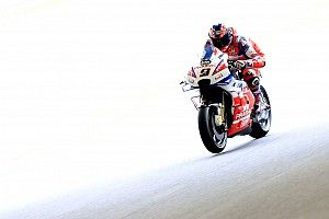 "Petrucci ""chose the wrong weekend"" to struggle"