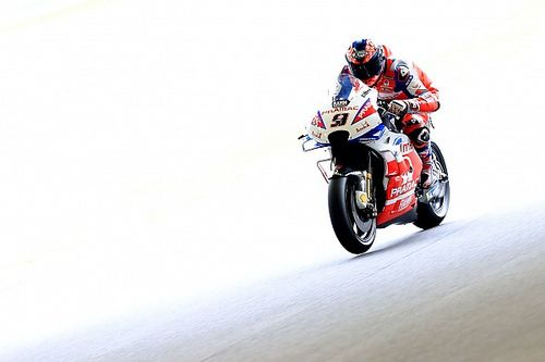 """Petrucci """"chose the wrong weekend"""" to struggle"""