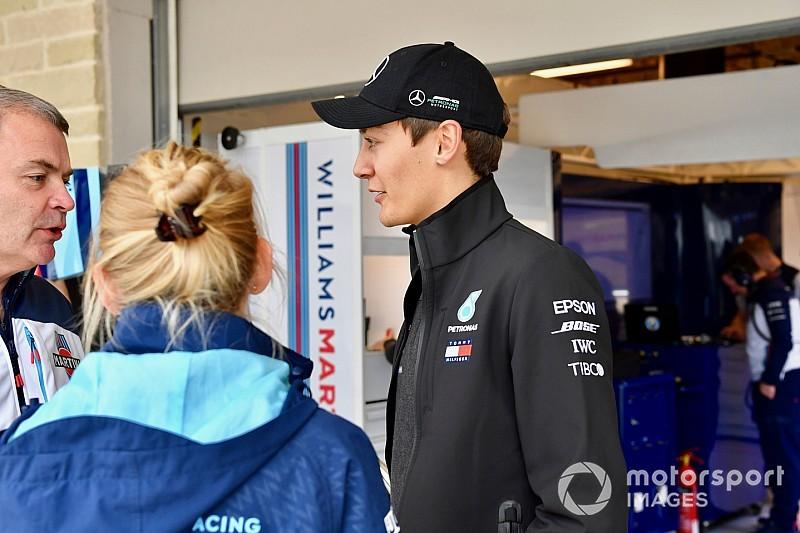 Williams: a Mercedes-szál nem volt tényező Russell leigazolásában