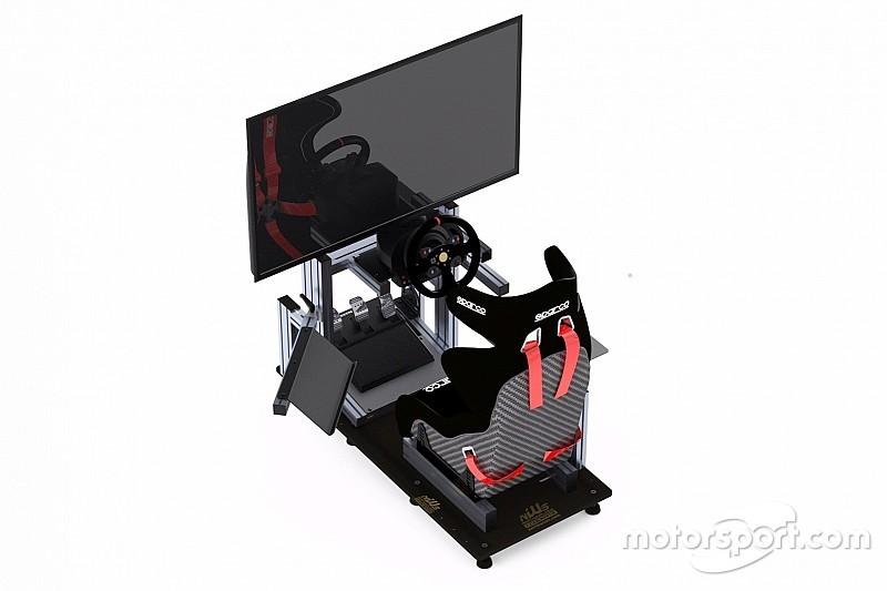 Exprime tu potencial con el cockpit Life Premium de NorthWorldSim