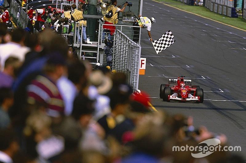 Conheça detalhes da Ferrari de Schumacher vencedora do GP da Austrália de 2002