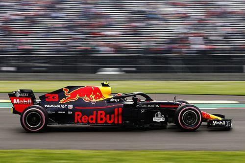 墨西哥大奖赛FP3:维斯塔潘标杆位置不动摇,博塔斯遭遇引擎问题