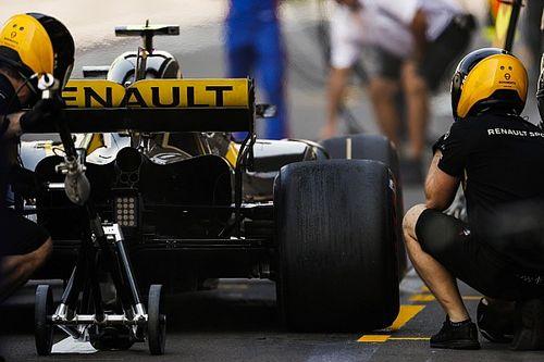 Renault: rotto il coprifuoco per lavorare sulla sospensione posteriore