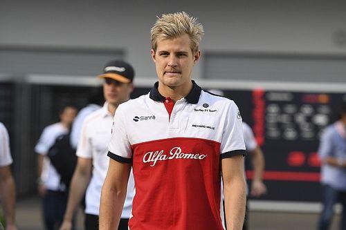 Marcus Ericsson en IndyCar avec Schmidt/Peterson en 2019