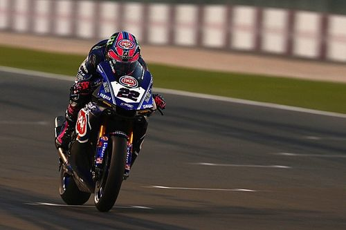 Les plus belles photos du World Superbike au Qatar