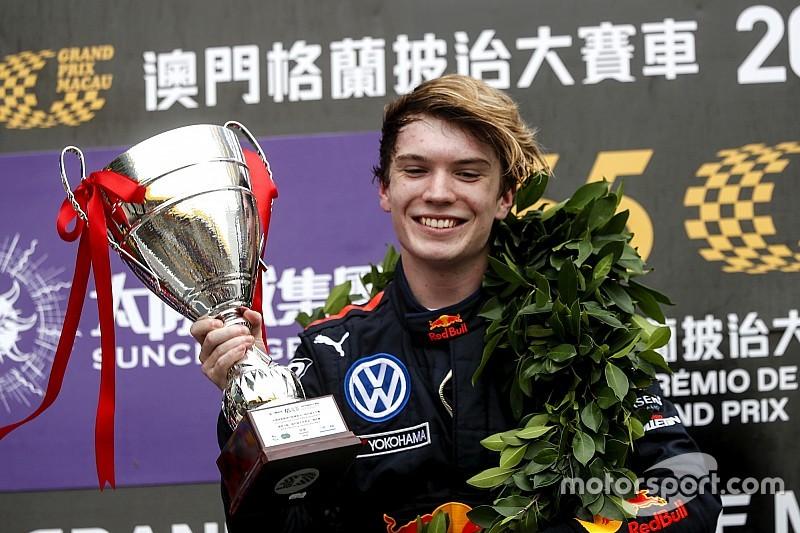 Macau GP: Ticktum overtuigend naar titelprolongatie