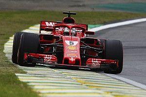 """Vettel: """"Perdí la pole por un error mío"""""""