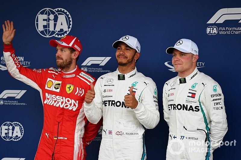 Hamilton supera Vettel e marca a pole para o GP do Brasil