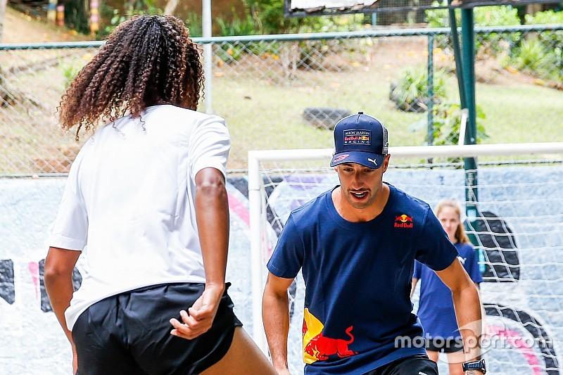 Ricciardo és Verstappen soha nem lesz Ronaldinho: videó