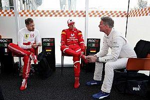 Mick Schumacher és Sebastian Vettel a Nemzetek Tornáján: a majdnem nyerő páros