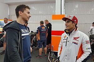 Lorenzo : Cohabiter avec Márquez rappelle les débuts auprès de Rossi