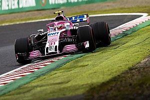 Ocon diganjar penalti, Vettel naik satu grid