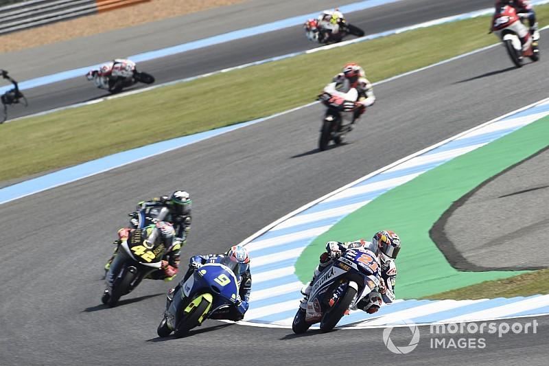 Thailand Moto3: Di Giannantonio wins madcap Buriram race