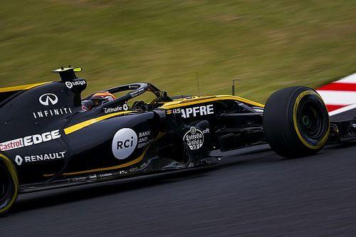 Sainz: Brak zysków w silniku powodem słabej formy Renault