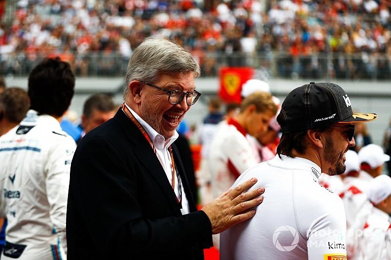 Brawn: F1, Williams ve McLaren'in düşüşüne 'merhamet göstermedi'