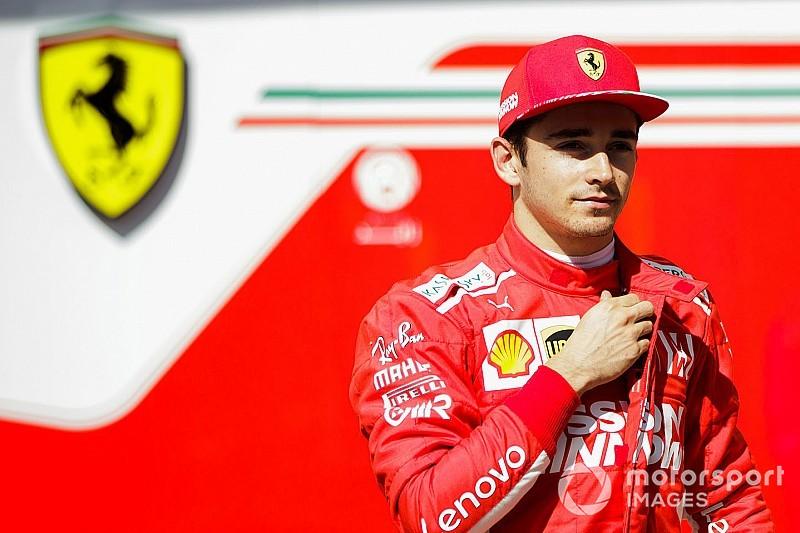"""Raikkonen: """"Leclerc zal presteren bij Ferrari als hij niet wordt afgeleid"""""""
