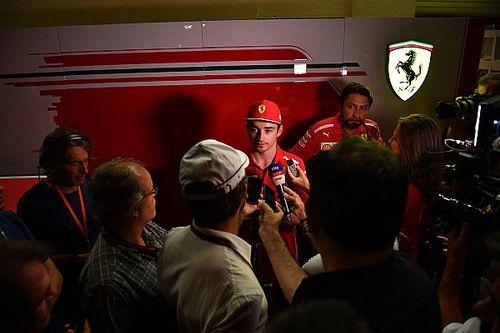 """Leclerc """"komoly"""" eredmények nélkül vette át Räikkönen helyét a Ferrarinál"""