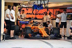 """McLaren pense être """"sur la voie de la guérison"""""""